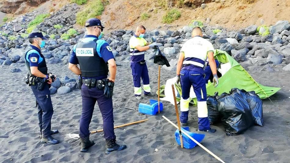 Desalojan playa de España donde 62 personas se reunieron para propagar el coronavirus