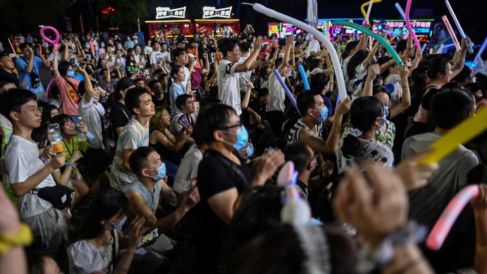 En Wuhan ya dejaron de usar mascarillas y regresan a su vida normal tras superar la pandemia