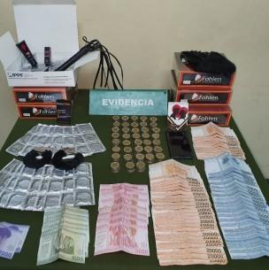 Detienen a siete personas al interior de un prostíbulo clandestino en Puente Alto