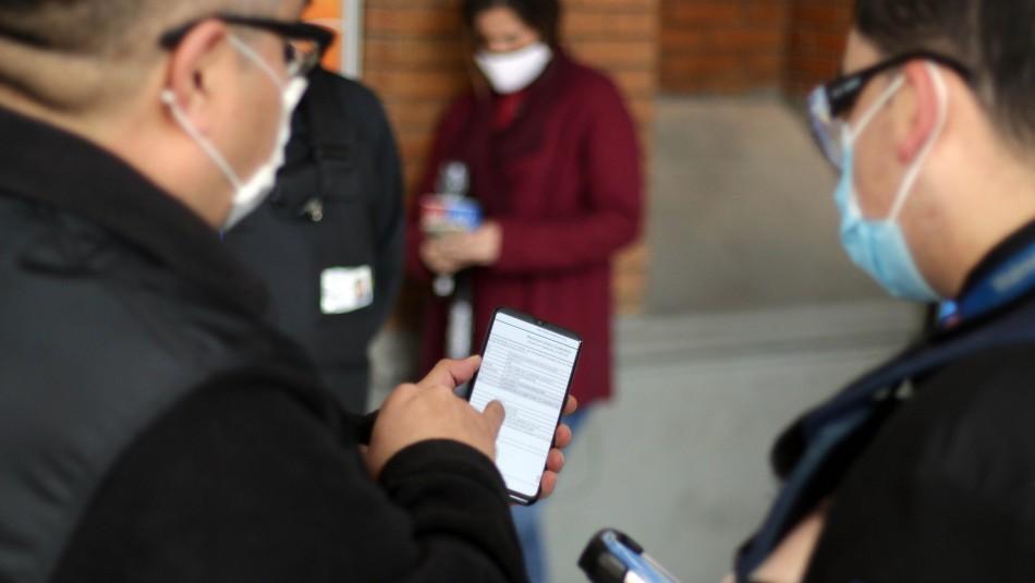 Permisos temporales: Comisaría Virtual habilita nuevo ingreso con vigencia hasta el domingo