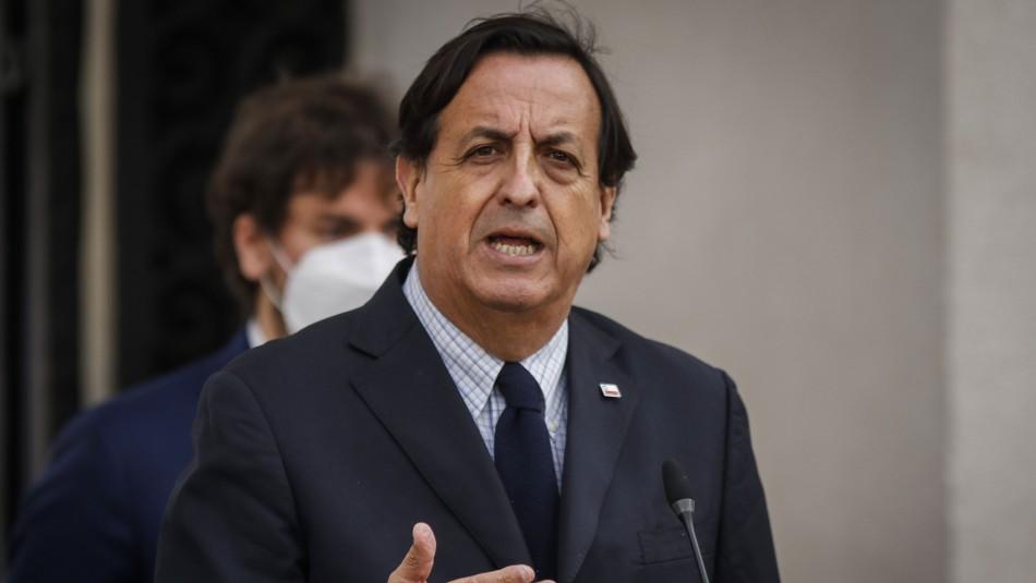 Ministro Víctor Pérez: El modelo que se utilizó con los migrantes haitianos