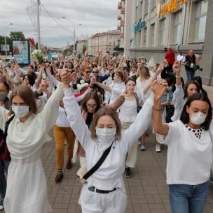 Muere un segundo manifestante tras la represión de las protestas en Bielorrusia
