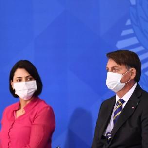 Abuela de esposa de Jair Bolsonaro muere por coronavirus