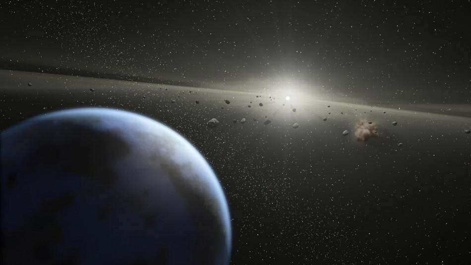 Nuevo asteroide se acerca a la Tierra.
