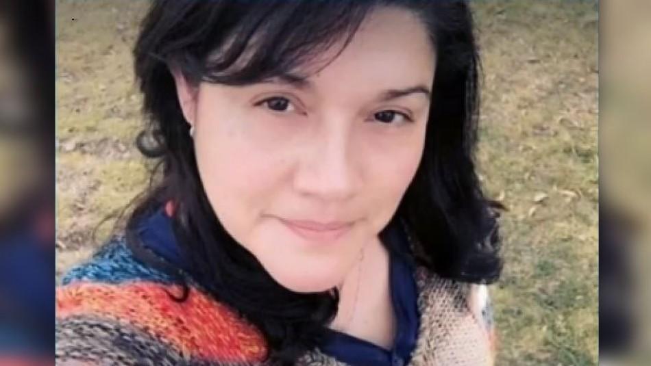 Desaparición de Carolina Fuentes: El mensaje de WhatsApp que alertó a la familia