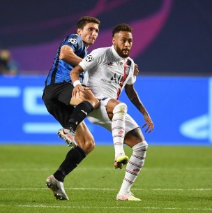 Sigue el partido Atalanta vs. PSG por los cuartos de final de la Champions League