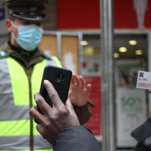 Detectan venta de permisos falsos para circular en Puerto Montt: Los ofrecían en redes sociales