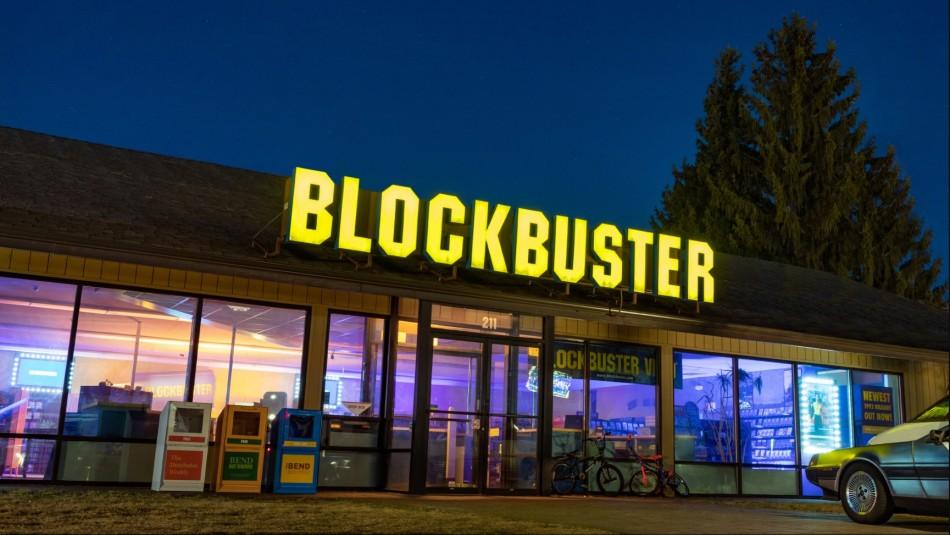El último Blockbuster del mundo en alquiler para pijamada y noche de películas