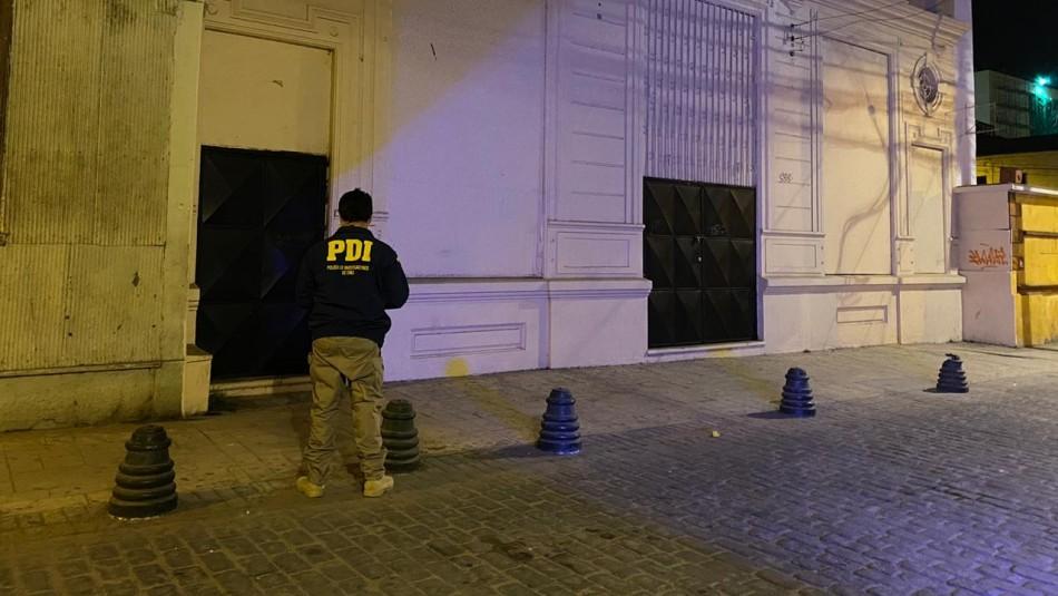 Encuentran cuerpo de sexo masculino al interior de vivienda de Coquimbo
