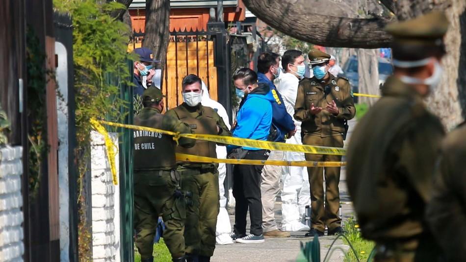 Sujeto muere abatido por Carabineros tras asaltar a una mujer en La Florida