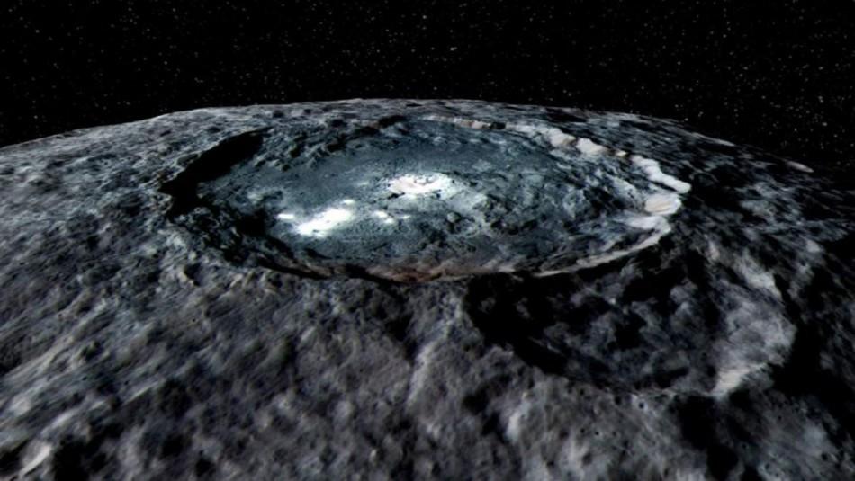 Planeta enano geológicamente vivo y que está cerca de la Tierra posee océano subterráneo secreto