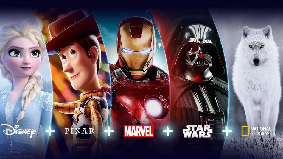Disney+ revela lo que será parte de su catálogo en Latinoamérica: Marvel, Star Wars, Pixar y más