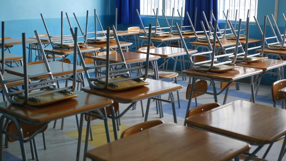 Mineduc reitera idea de regreso a clases: