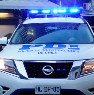 PDI protagoniza tiroteo contra desconocidos que asaltaron a ciudadano peruano