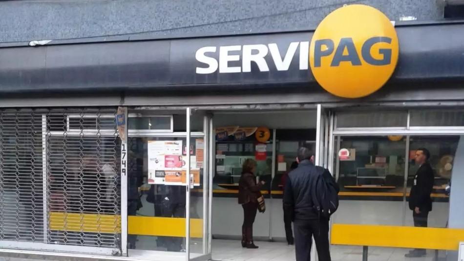 Comienza pago presencial del 10%: Servipag anuncia plan para optimizar el proceso