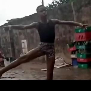 Niño de 11 años gana beca para estudiar ballet en Nueva York tras video viral