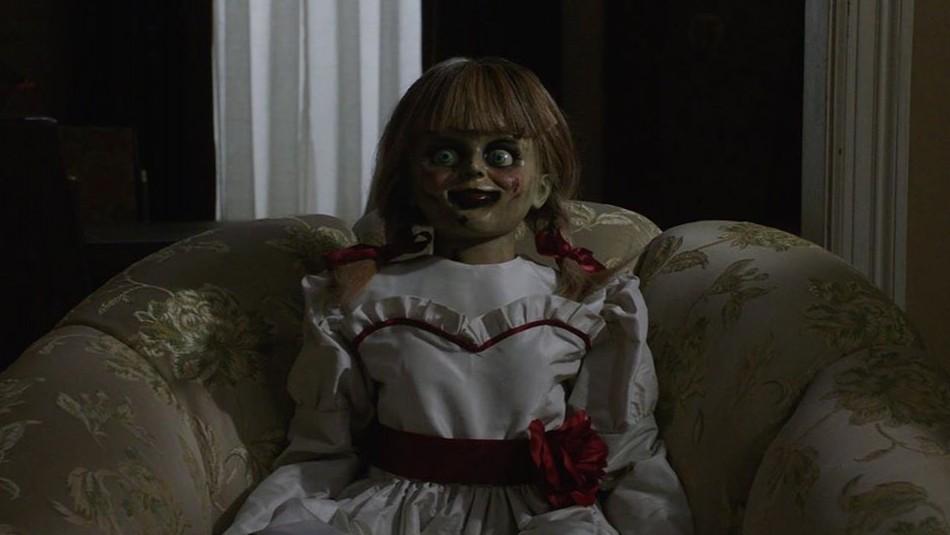 Annabelle: ¿Dónde se encuentra realmente la muñeca