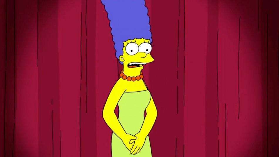 Marge Simpson responde a asesora de Trump tras comparación con Kamala Harris