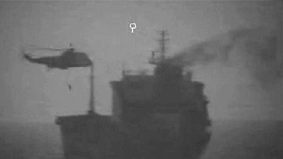Reportan que EE.UU. incautó cargamento de gasolina iraní destinado a Venezuela
