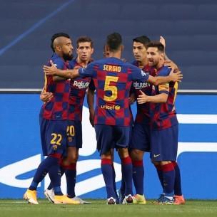 Sigue el partido de Barcelona ante Bayern Munich en cuartos de Champions ¡Vidal titular y Goles!