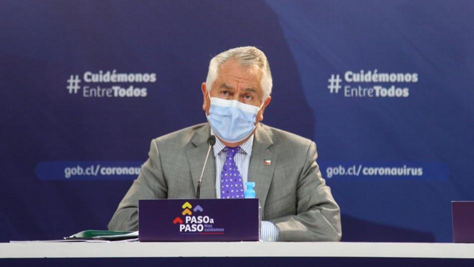 Coronavirus: Chile vuelve a reportar más de 2.000 contagios y confirma 41 fallecidos