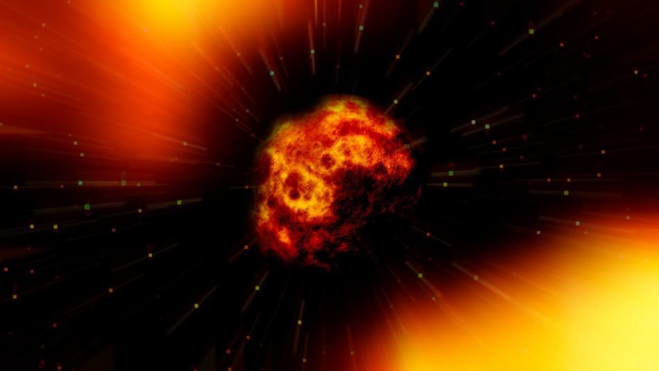 Asteroide pasará frente a la Tierra a una distancia menor que la Luna en septiembre