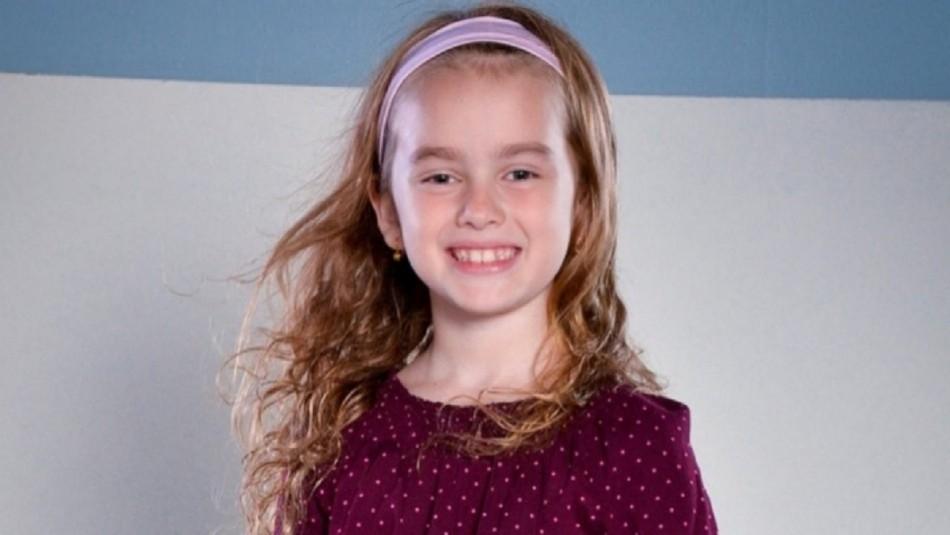Así luce en la actualidad la pequeña ''Marina'' de Papá a la deriva a cinco años de su debut
