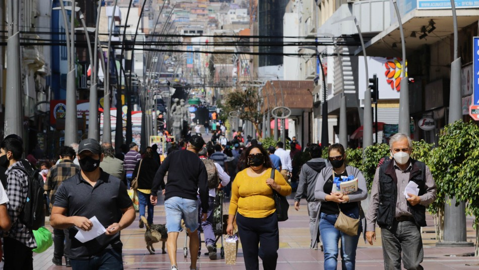 Antofagasta, Copiapó y Arica: Las tres comunas con más casos activos del país por coronavirus
