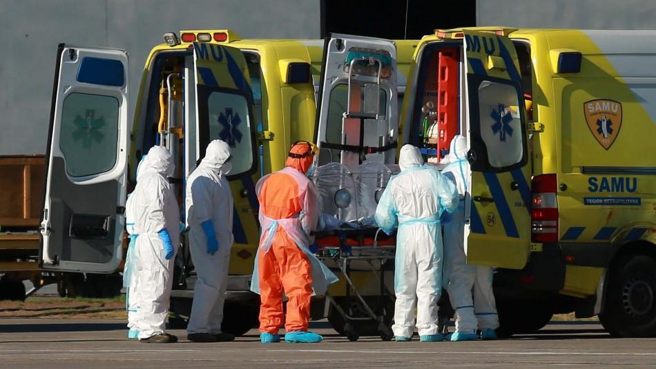 Coronavirus en Chile: Se registran 55 muertes y más de 1.700 contagios en las últimas 24 horas