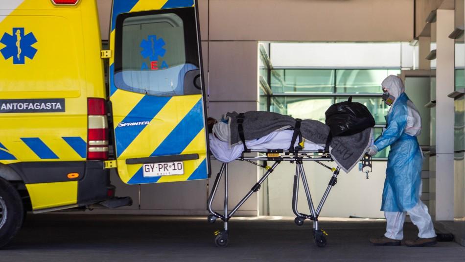 Informe epidemiológico: Más de 14.000 muertes confirmadas y probables por coronavirus