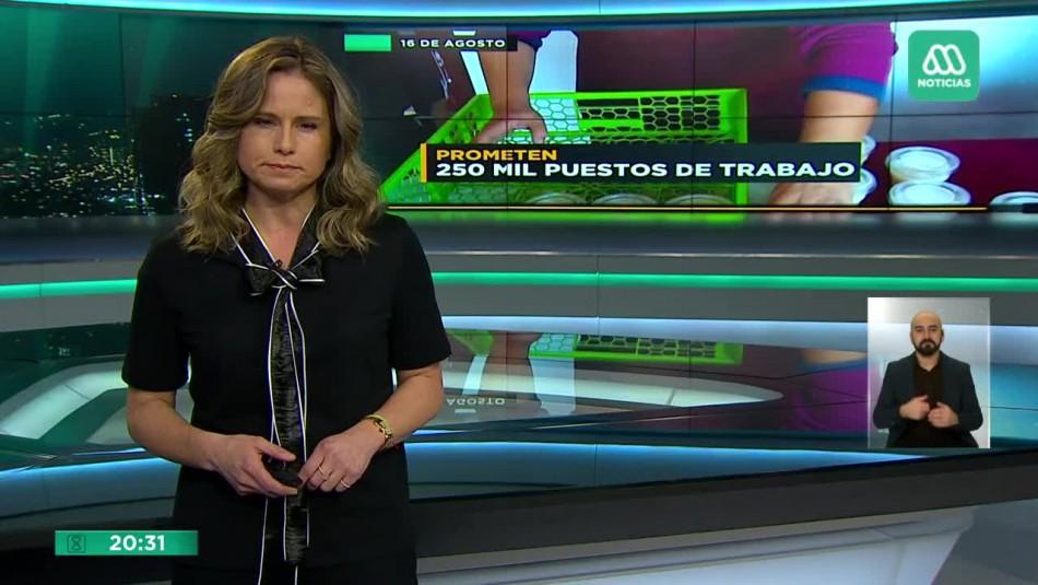 Meganoticias Prime - Domingo 16 de agosto 2020