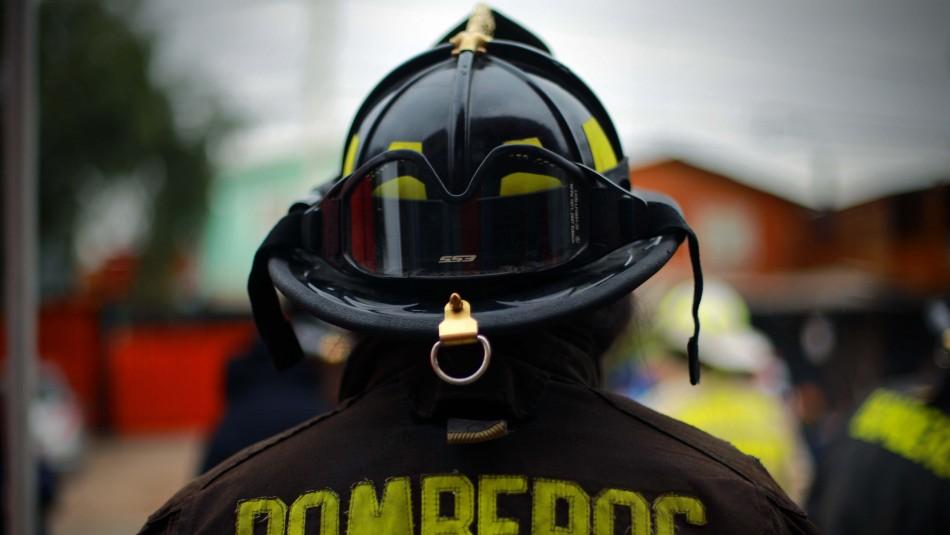 Incendio en La Granja: Menor de edad queda en riesgo vital tras sufrir graves quemaduras