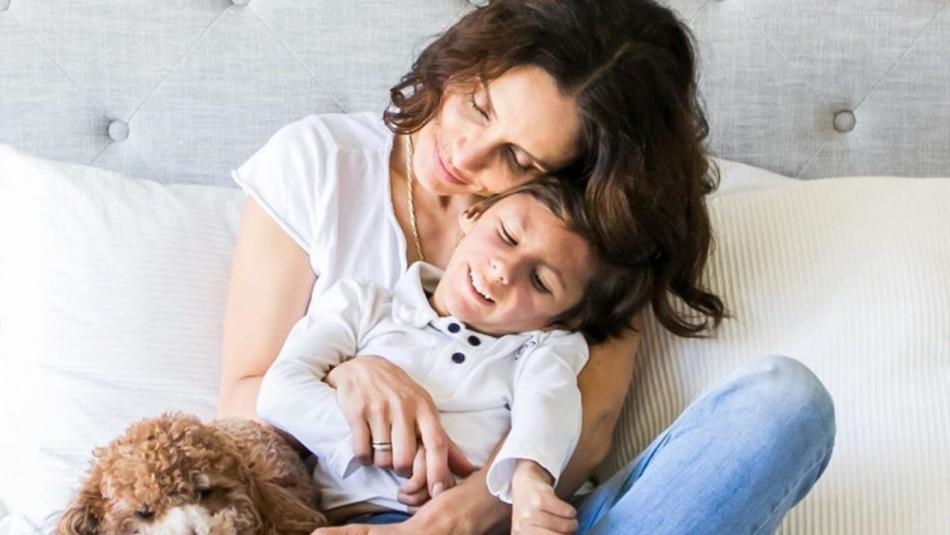 Leonor Varela a su fallecido hijo en el Día del Niño: