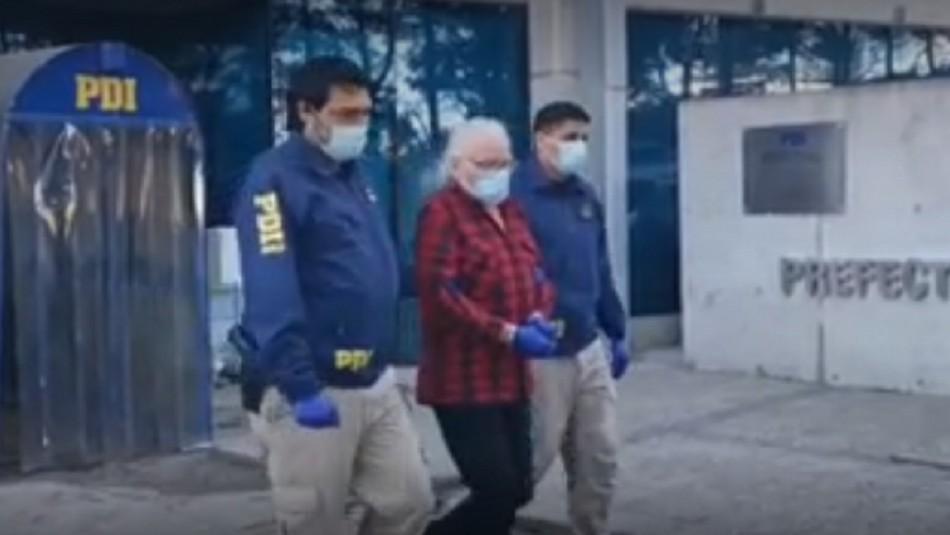 Detienen a padre de tutora de Ámbar Cornejo por presunta producción de pornografía infantil