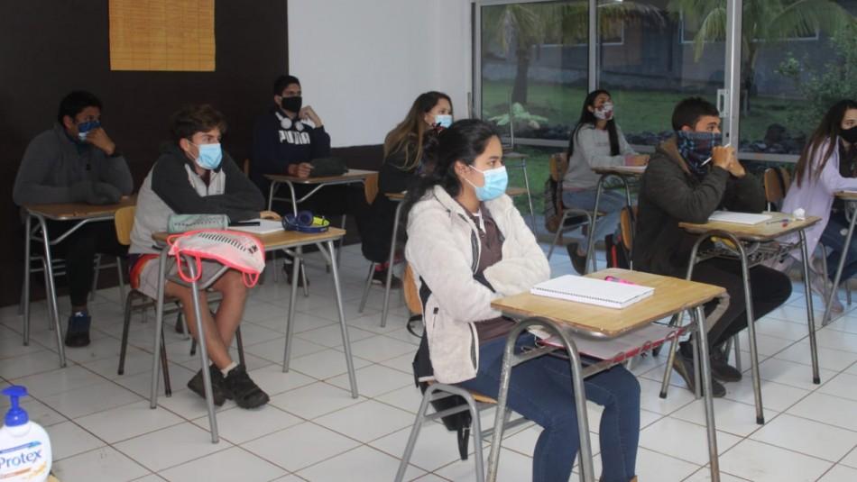 Retorno a clases: ¿Cómo ha sido la experiencia internacional?