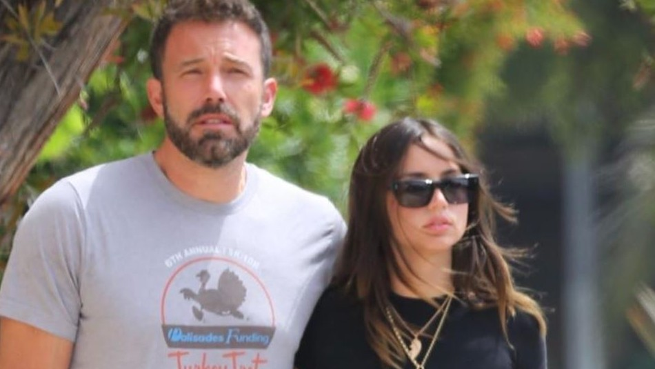 Ben Affleck y Ana de Armas ya no ocultan su amor: Mira la foto que le dedicó la actriz