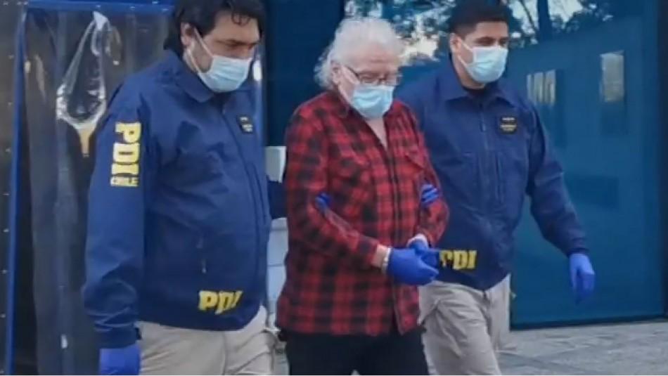 Prisión preventiva para padre de tutora de Ámbar Cornejo por posesión de pornografía infantil