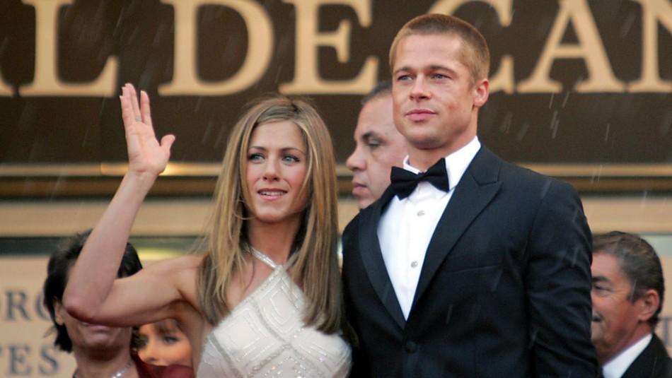 Un nuevo reencuentro de Brad Pitt con Jennifer Aniston: Participarán juntos de evento benéfico