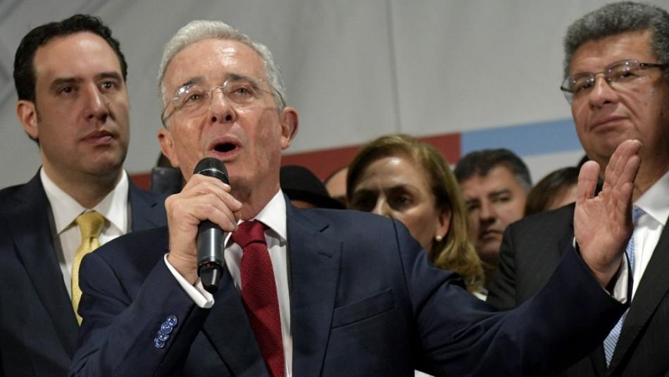 Expresidente de Colombia Álvaro Uribe renuncia al Senado: Se encuentra en prisión domiciliaria