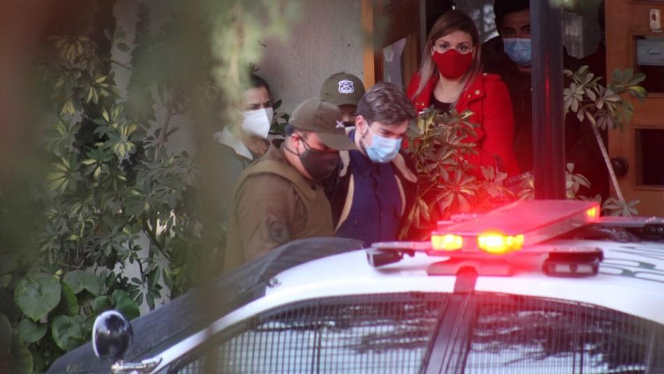 Fiscalía solicita prisión preventiva para Nano Calderón por parricidio frustrado