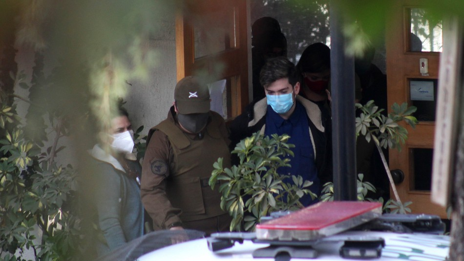 Decretan prisión preventiva para Nano Calderón: Partirá cumpliendo en una clínica psiquiátrica