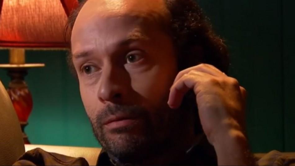 Del ex de Rosario en Papá a la Deriva a Isla Paraíso: El paso del actor Andrés Velasco por Mega
