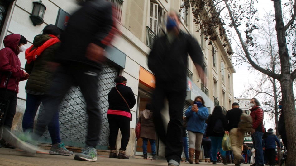 Seis comunas avanzan de Cuarentena a Transición y otras seis retroceden