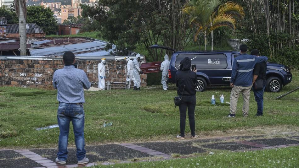 El crudo relato de sobreviviente de masacre en Colombia y cómo se salvo de morir en tiroteo