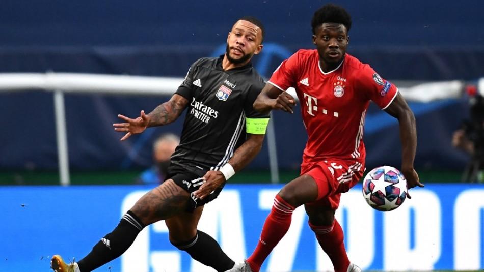 Bayern Munich va por su sexta Champions League tras apabullar a Olympique de Lyon en semis