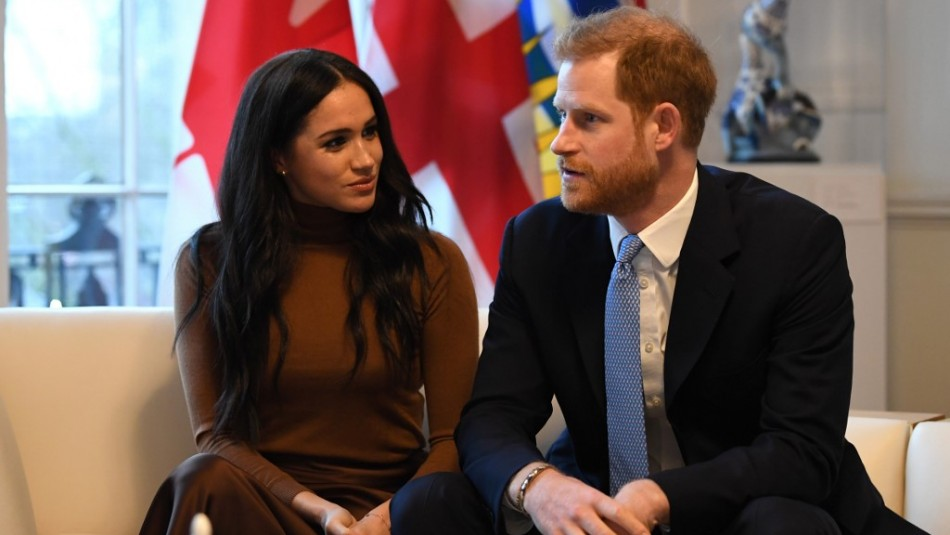 Meghan Markle y el Príncipe Harry ya tendrían primer proyecto de cinematográfico juntos