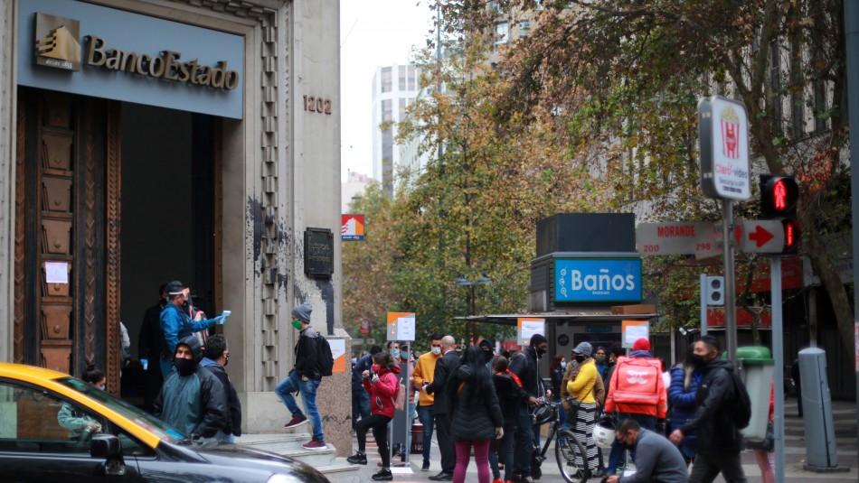 Retiro del 10%: BancoEstado ya ha abonado $5,8 billones a cuentas de clientes