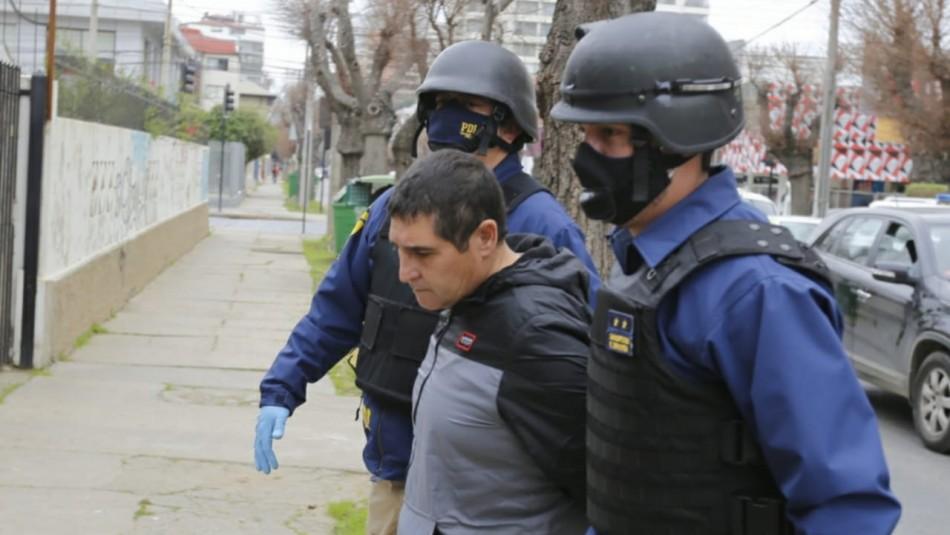 Prisión preventiva para presunto autor intelectual del homicidio de empresario de Concón