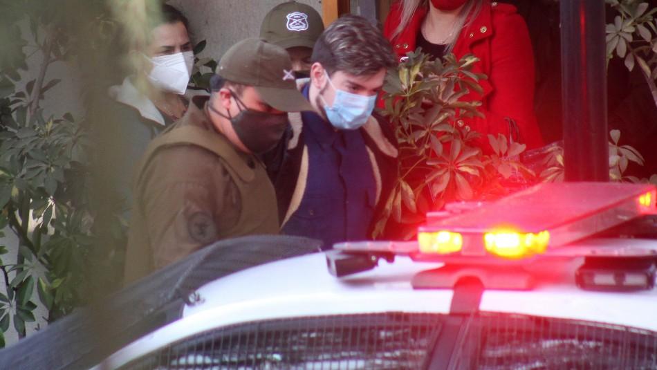Fiscalía apelará para que Hernán Calderón Argandoña cumpla prisión preventiva en un penal