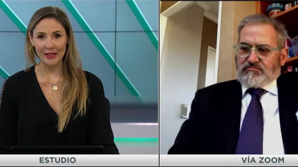 Reactivación económica: Entrevista al economista Alejandro Alarcón